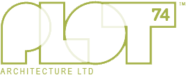Plot 74 Architecture Logo